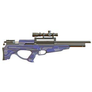 Пневматическая винтовка Атаман M2R буллпап, ложе оружейный ламинат, cal. 6,35 mm (.25)