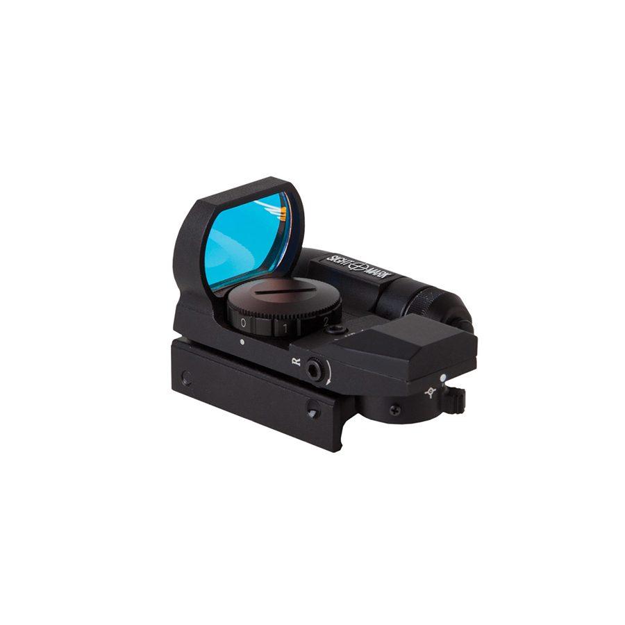 Коллиматор Sightmark панорамный с лазерным целеуказателем