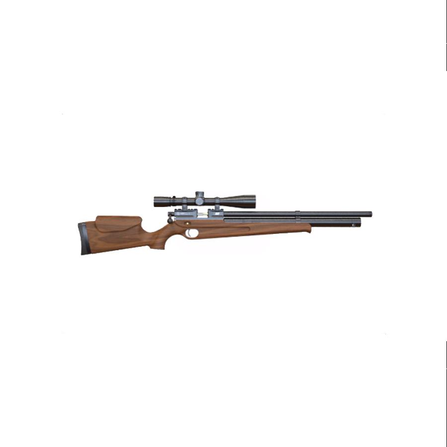 Пневматическая винтовка Атаман M2R карабин, ложе орех