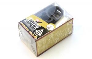 Кольца Leapers UTG 25,4 мм быстросъемные на Picatinny с рычажным зажимом, высокие
