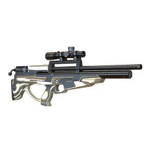 Пневматическая PCP винтовка Атаман M2R буллпап, ложе оружейный ламинат, cal. 6,35 mm (.25)