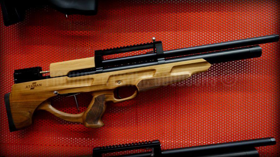 PCP винтовка Атаман буллпап