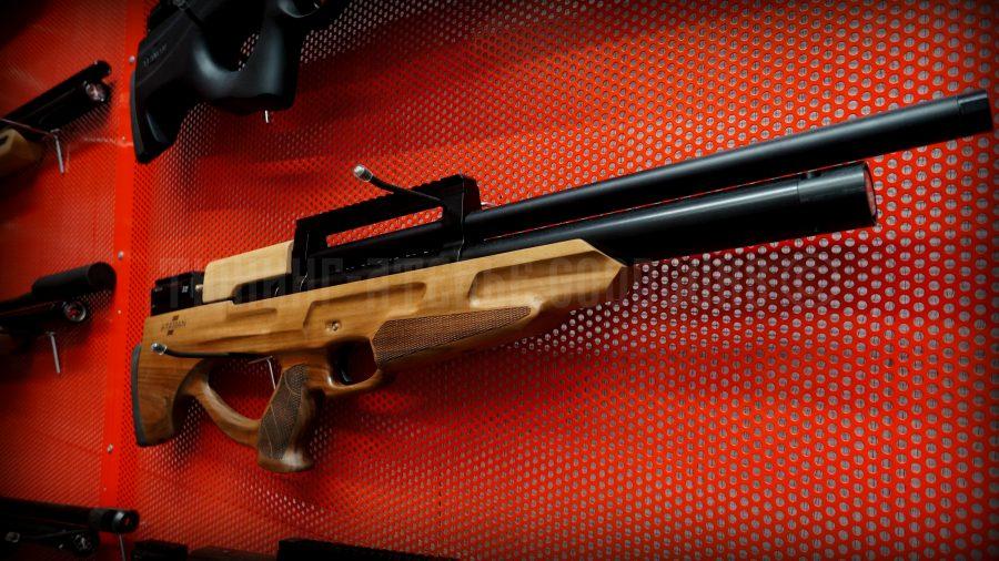 PCP винтовка Атаман буллпап новая