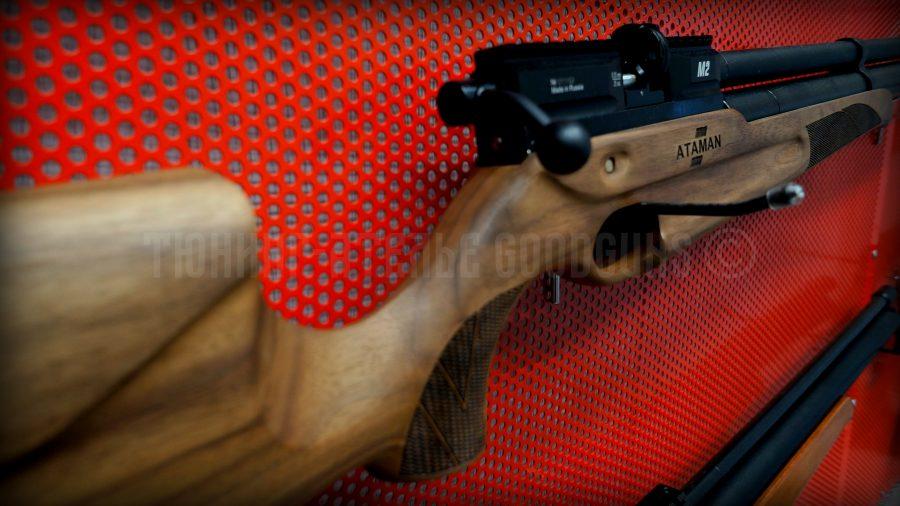 PCP винтовка Атаман карабин