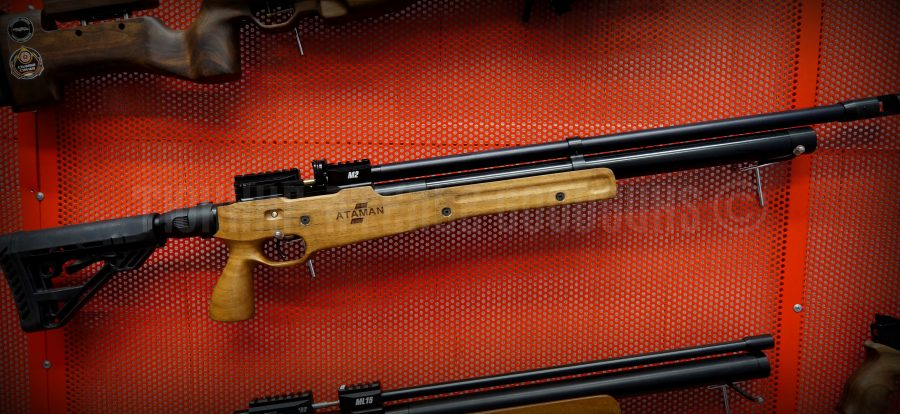 PCP винтовка Атаман тактика тип 3
