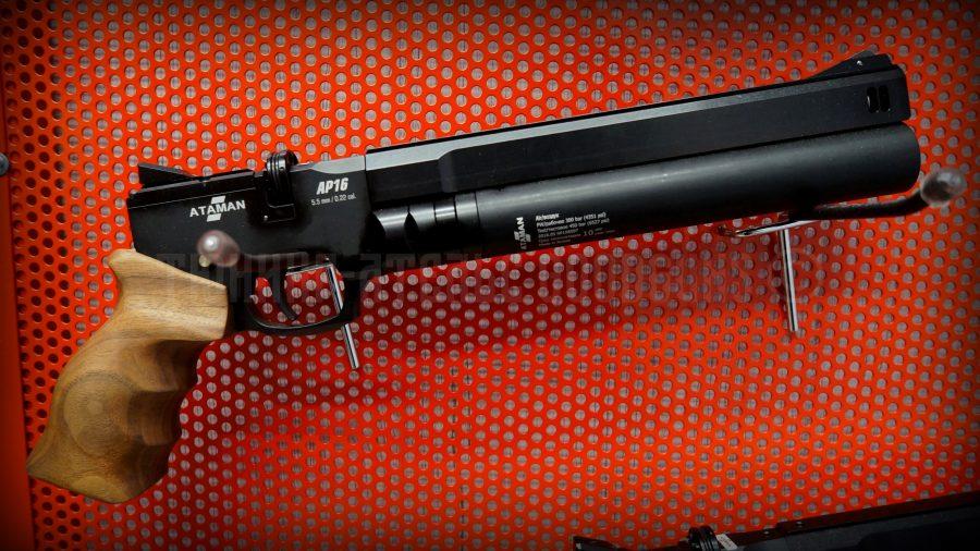 PCP пистолет Атаман