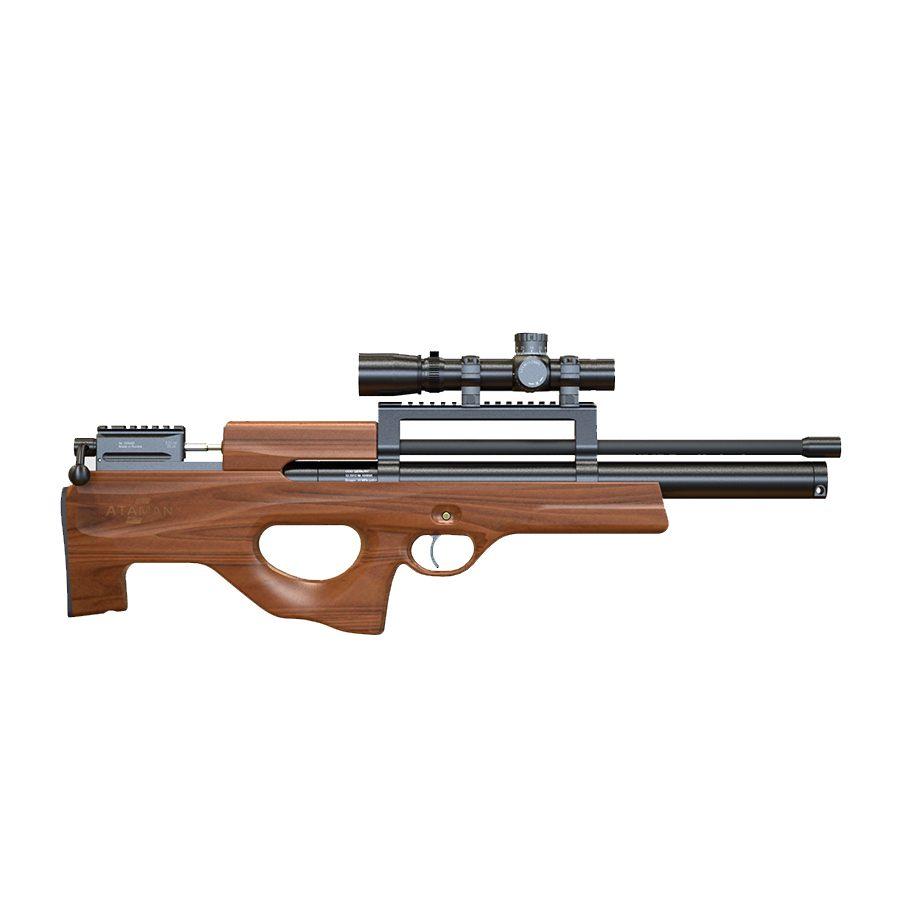 Пневматическая PCP винтовка Атаман ML15 буллпап
