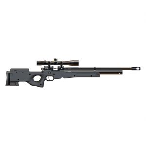 Пневматическая винтовка Атаман M2R Tactical (тактическая), ложе черный софттач