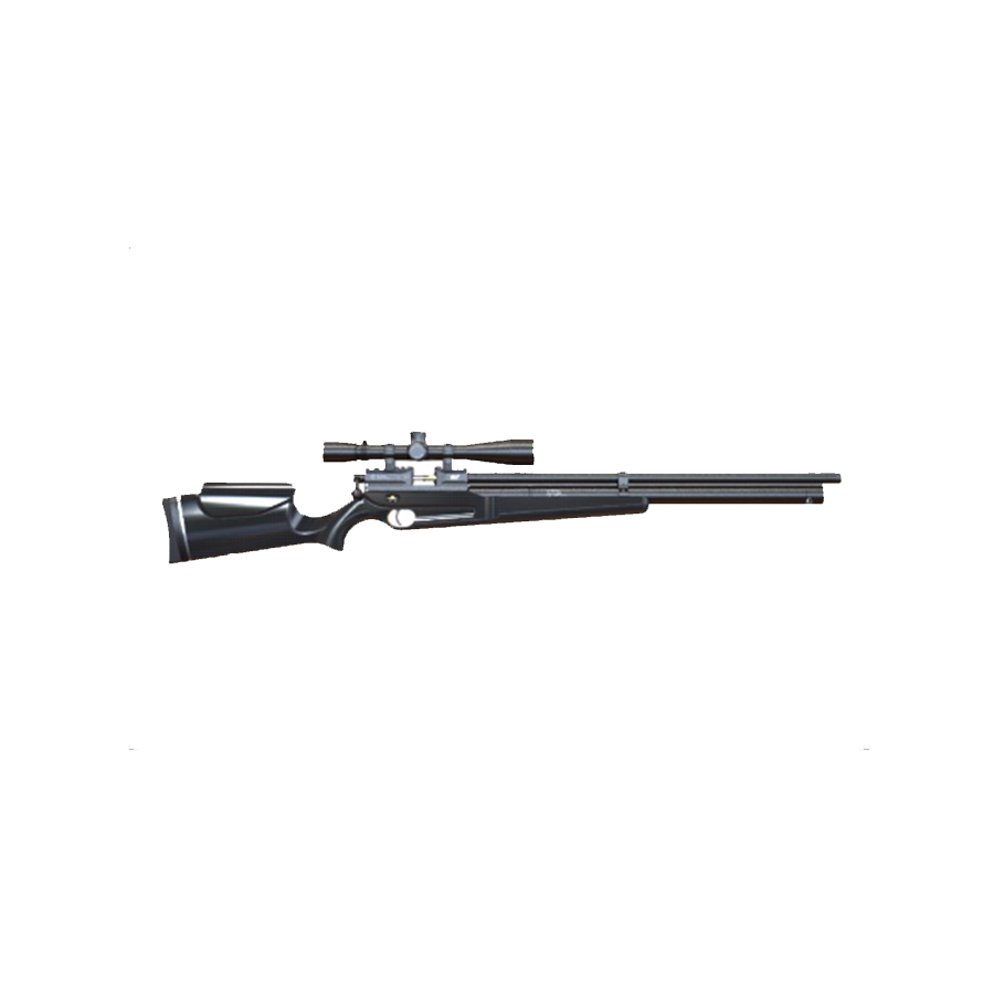 Пневматическая винтовка Атаман M2R карабин, Carbon Premium, cal. 6,35 mm (.25)