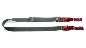 VEKTOR Ремень для ружья из полиамидной ленты с нескользящими свойствами шириной 30 мм