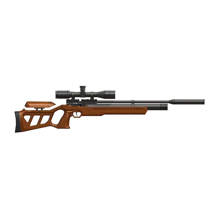 Пневматическая PCP винтовка Cricket (Крикет) карабин