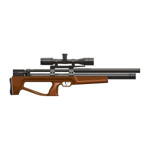 Пневматическая PCP винтовка Cricket (Крикет) Мини карабин
