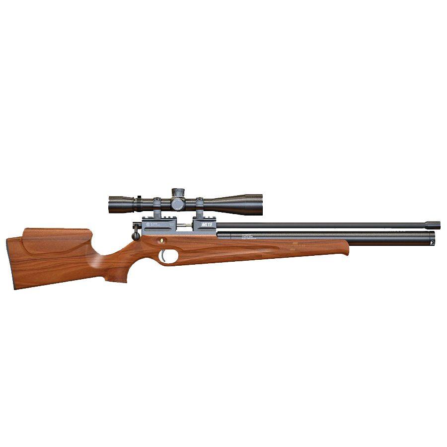 Пневматическая PCP винтовка Атаман ML15 карабин